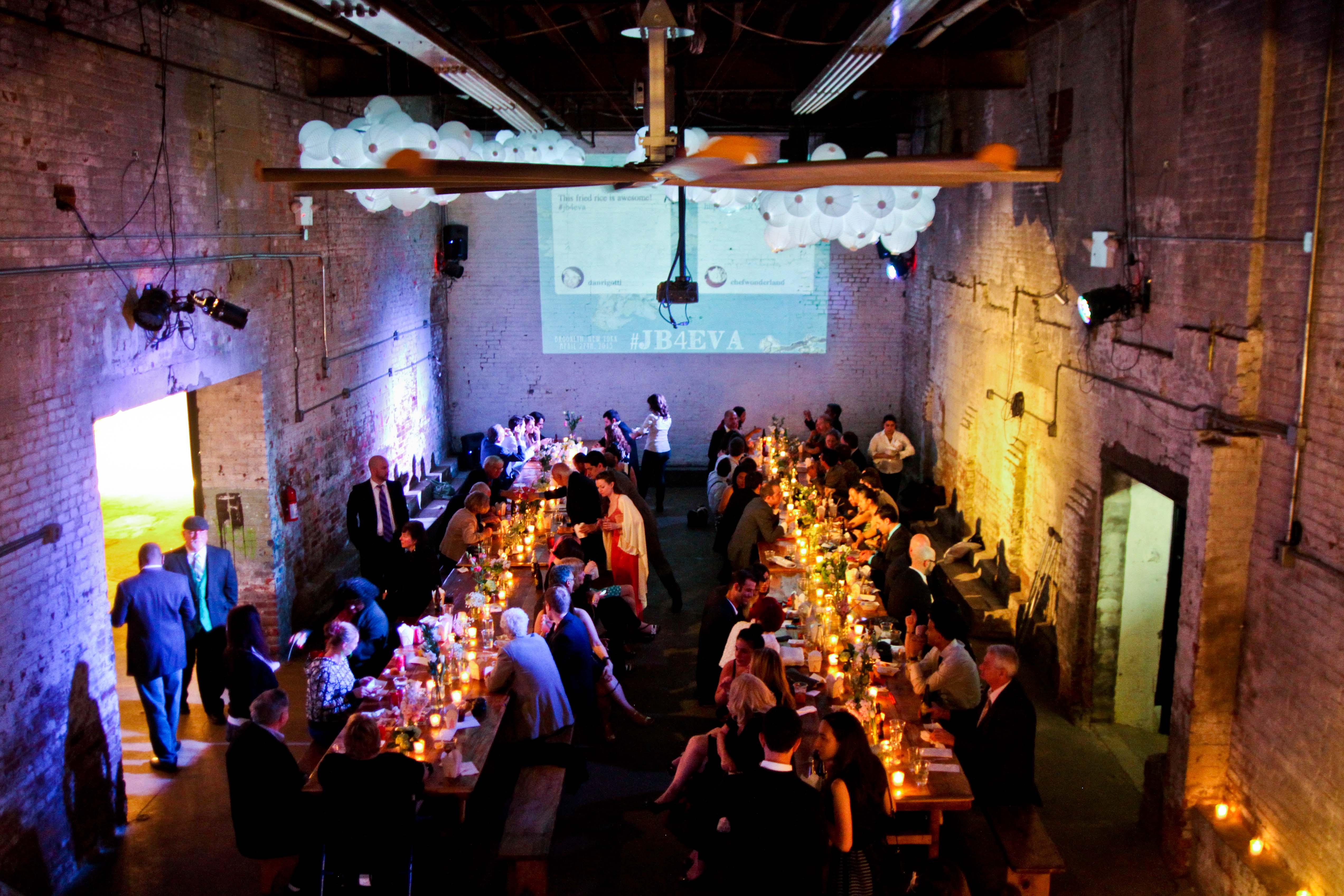 brooklyn warehouse wedding